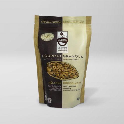 Granola Le Mélange Chocolatier