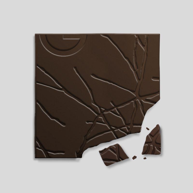 Carré, Chocolat Geneviève Grandbois