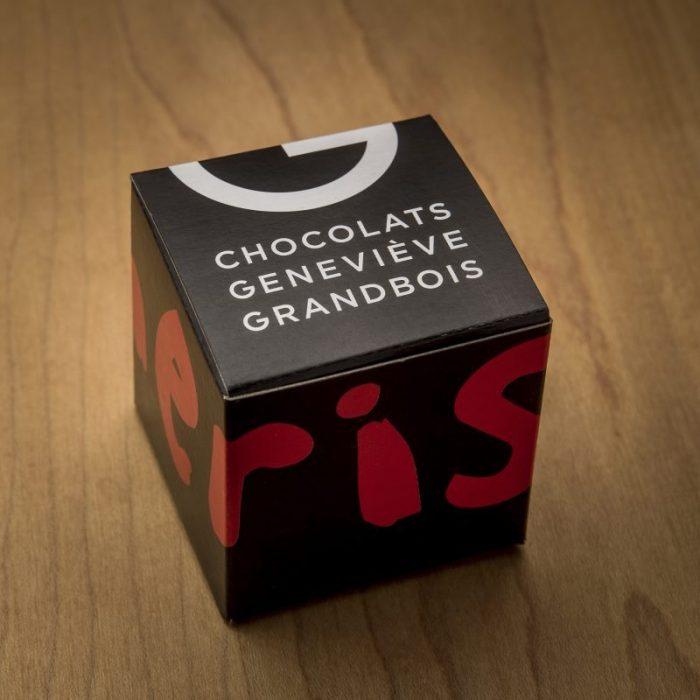 Cerise, Chocolat Geneviève Grandbois