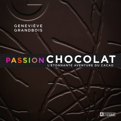 Livre ''Passion Chocolat'' (taxes incluses)