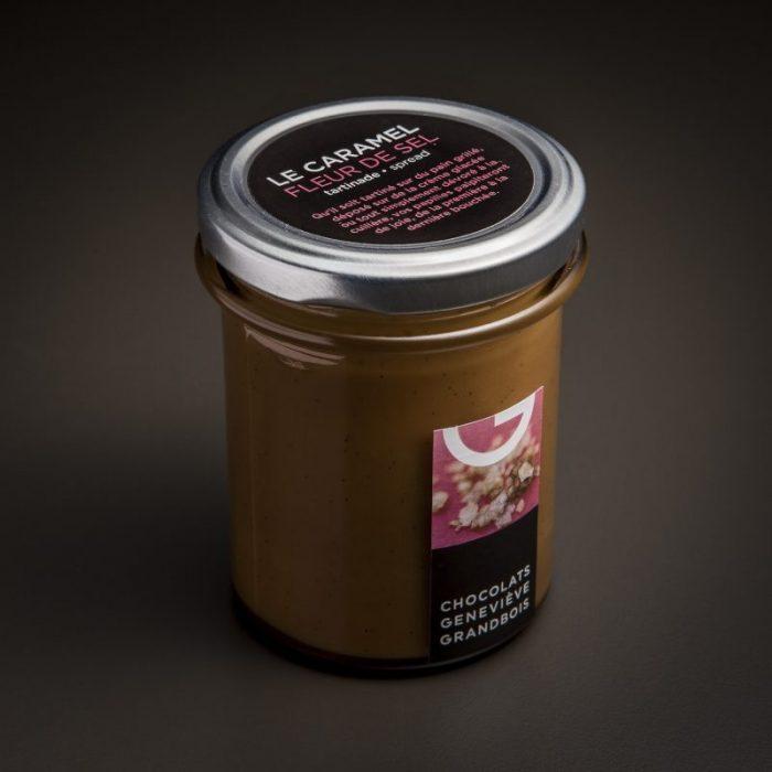 Tartinade de Caramel à la fleur de sel (225 g)