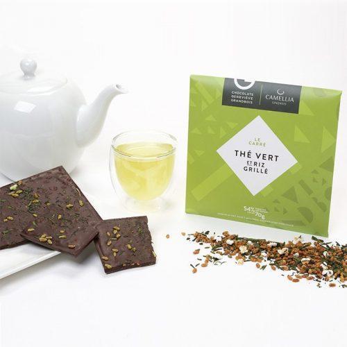 Choco Riz | Chocolats Geneviève Grandbois