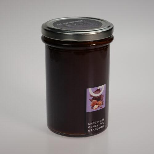 Choco-noisette spread