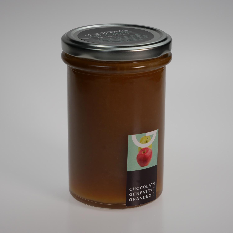 Spread Caramel Apples Chocolats Genevieve Grandbois